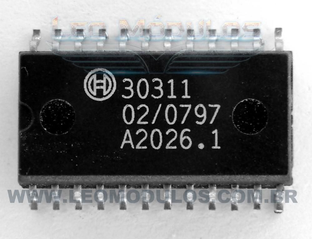 Bosch 30097 30268 30311 - Componente conserto de ECU Drive Leo Módulos