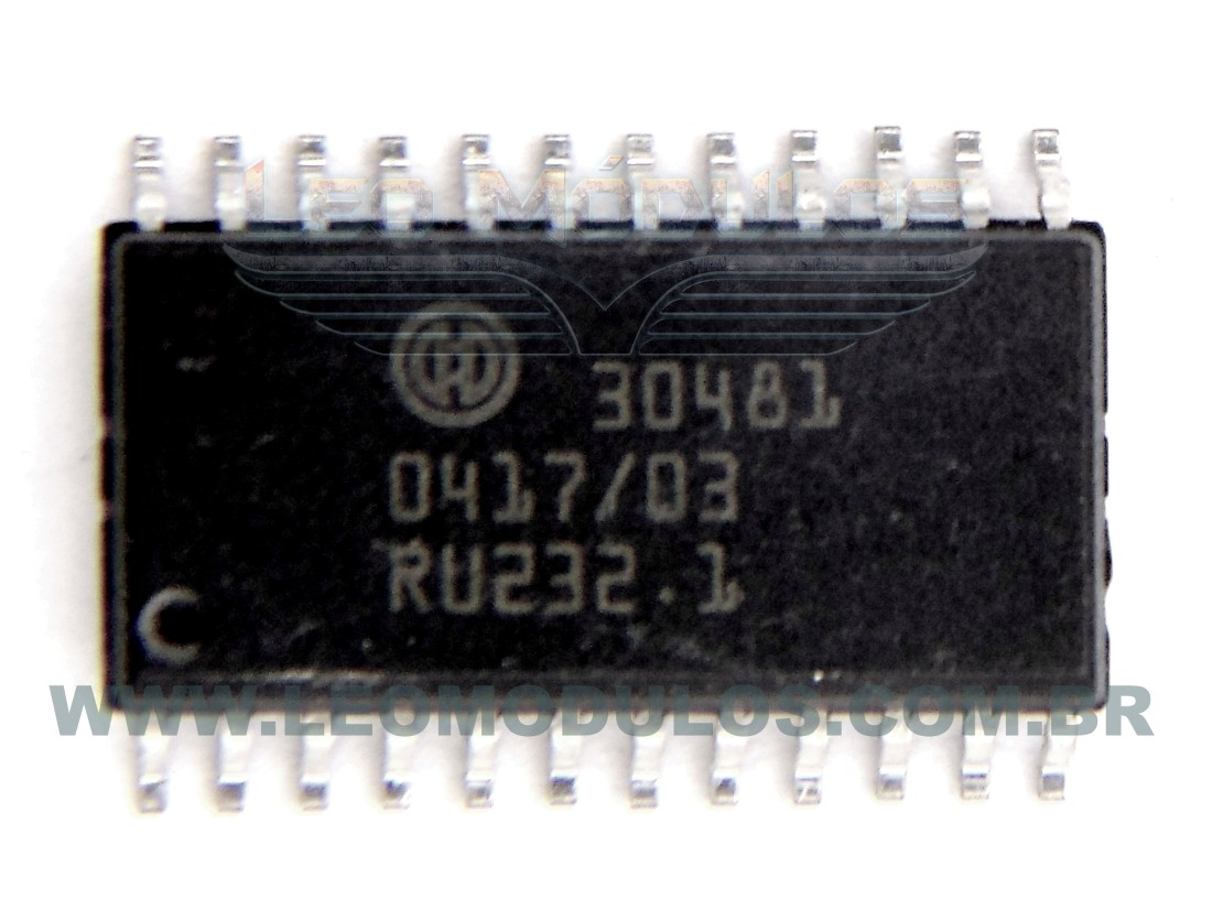 Bosch 30481 - Componente conserto de ECU Drive Leo Módulos