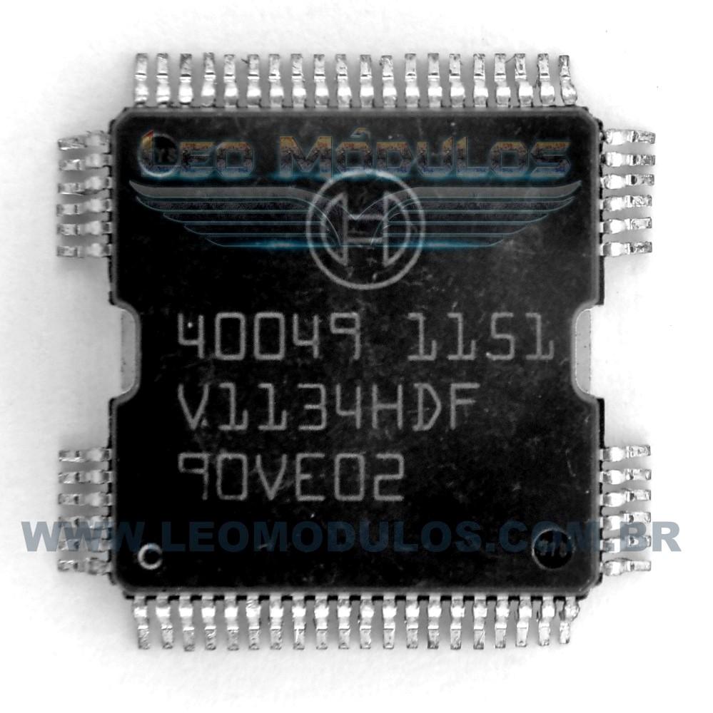 Bosch 40048 40049 - Componente conserto de ECU Drive Leo Módulos