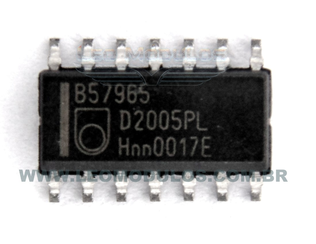 Bosch B57965 Philips B57965 - Componente conserto de ECU Drive Leo Módulos