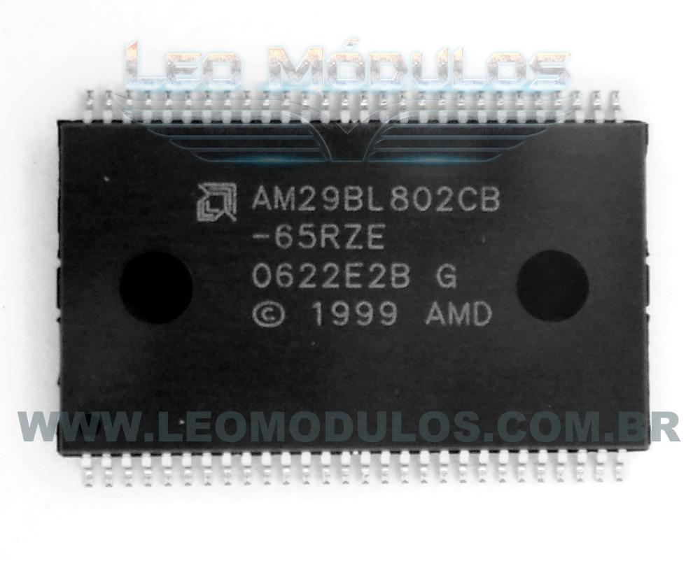Eprom AMD 29BL802 C TSOP56 - Componente de ECU Leo Módulos