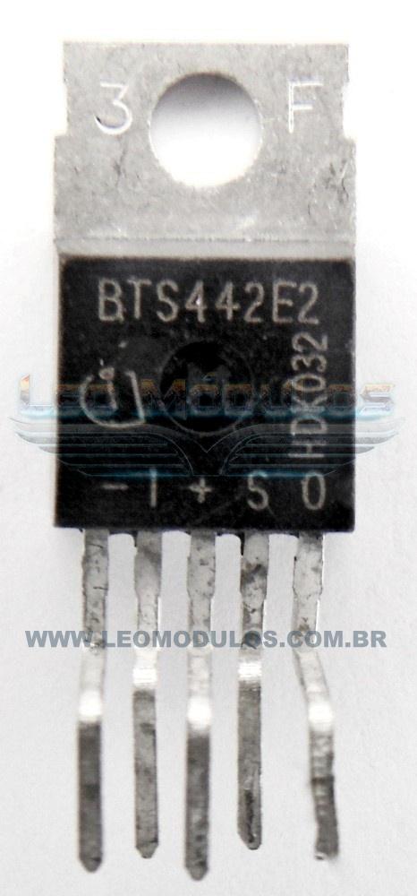Infineon BTS442E2 BTS 442 E2 - Componente conserto de ECU Drive Leo Módulos