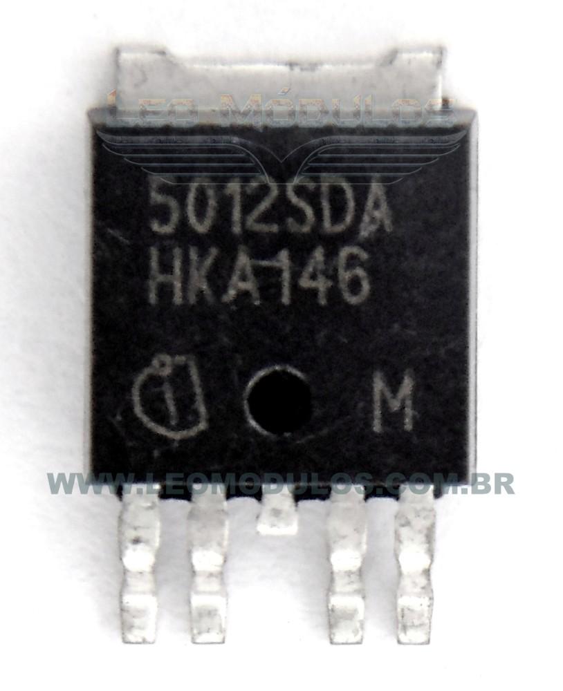 Infineon BTS5012SDA BTS 5012 SDA - Componente conserto de ECU Drive Leo Módulos