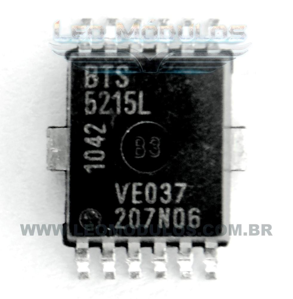 Infineon BTS5215L BTS 5215 L - Componente conserto de ECU Drive Leo Módulos