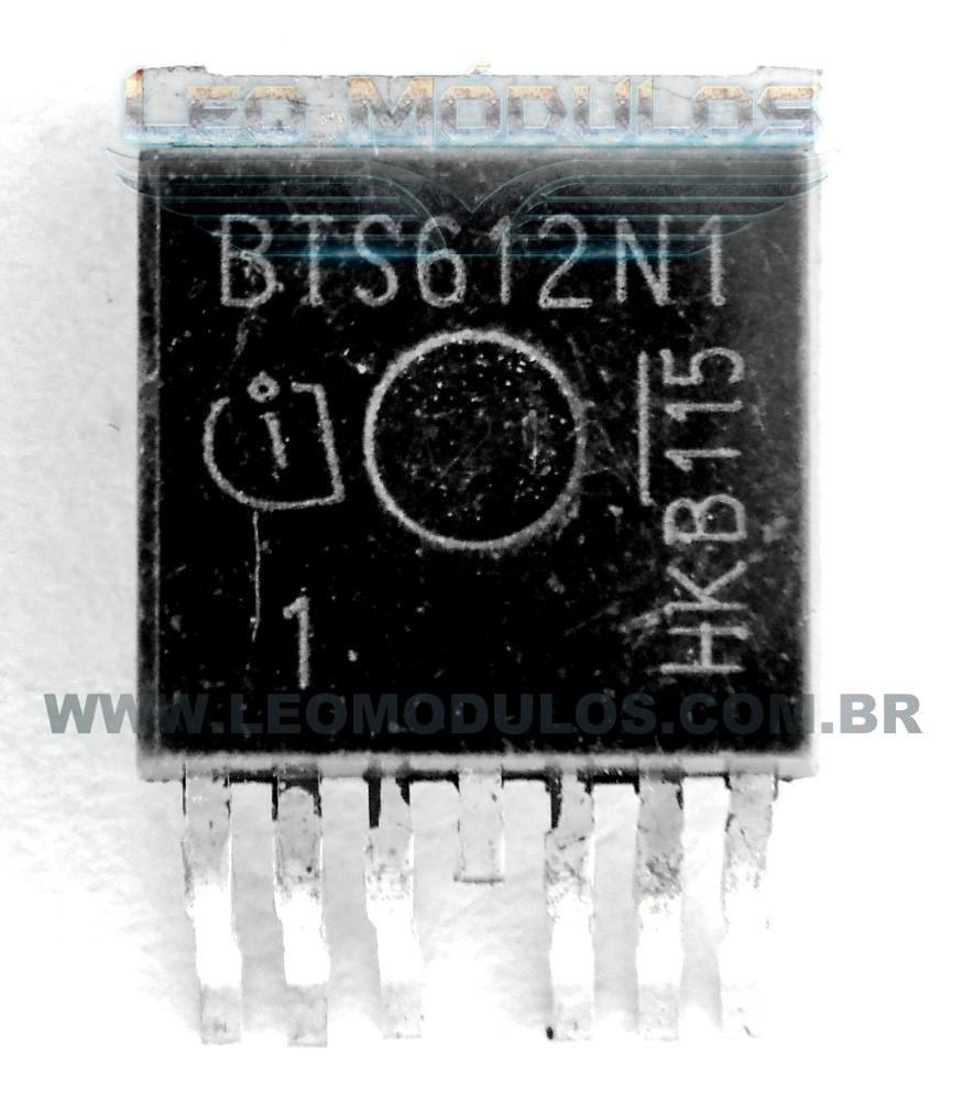 Infineon BTS612N1 BTS 612 N1 SMD - Componente conserto de ECU Drive Leo Módulos