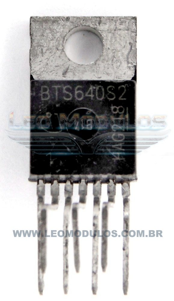Infineon BTS640S2 BTS 640 S2 - Componente - Drive conserto de ECU Leo Módulos