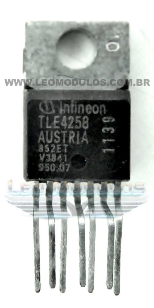 Infineon TLE4258 Siemens Bosch 30191 30009 - Componente conserto de ECU Drive