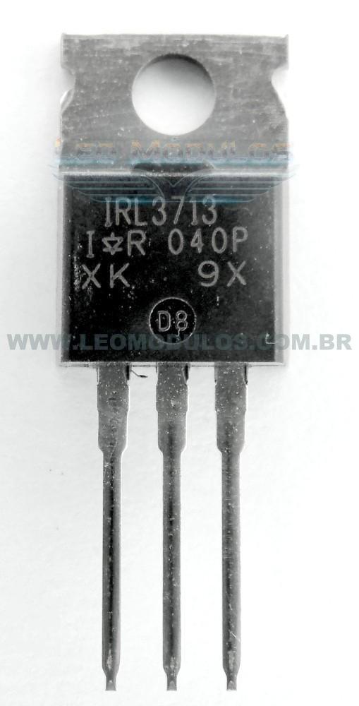 IRF IRL3713 IRL 3713 - Componente conserto de ECU Drive Leo Módulos