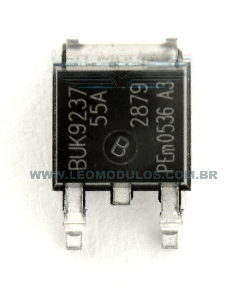 NXP BUK9237-55A Fairchild HUF 75419D - Componente conserto de ECU Mosfet