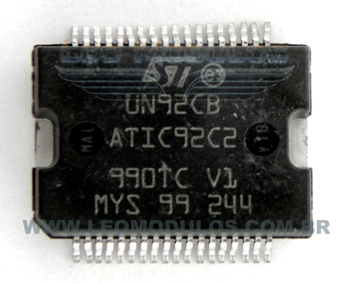 ST ATIC92C2 UN92CB - Componente - Drive conserto de ECU Leo Módulos