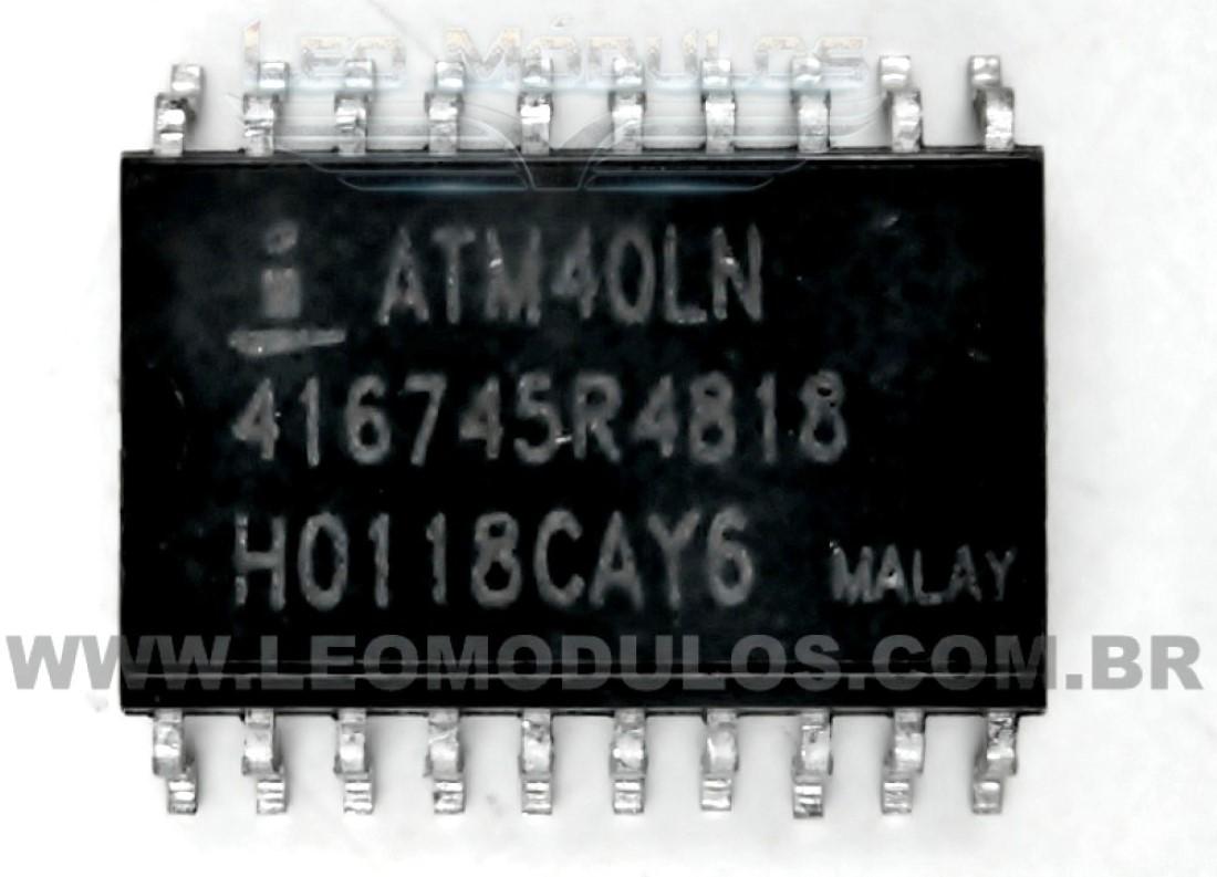 ST ATM40LN R7007 - Componente conserto de ECU Drive Leo Módulos