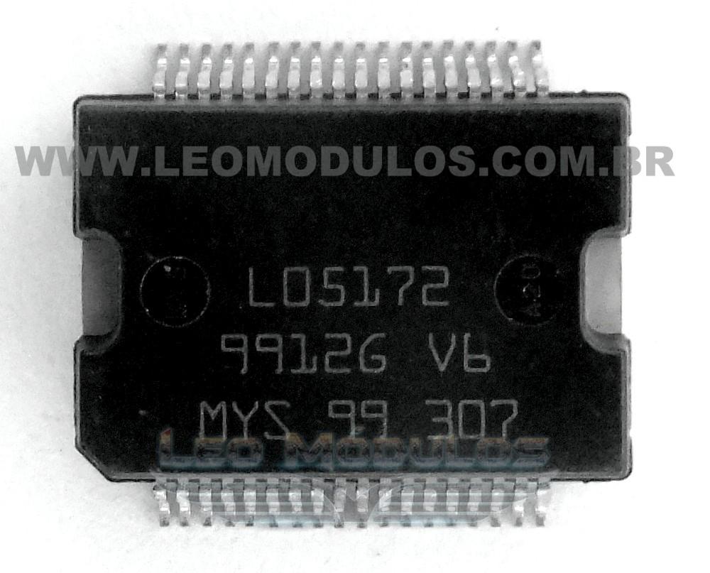 ST L05172 - Componente conserto de ECU Drive Leo Módulos