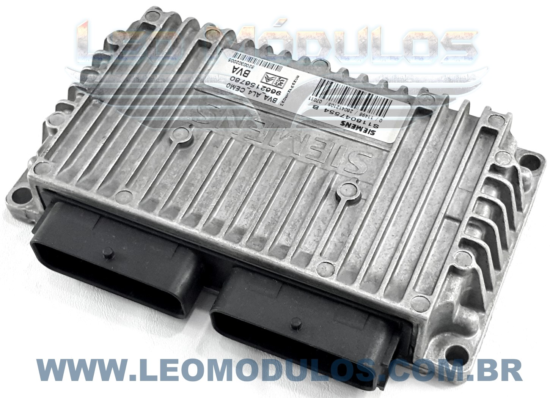 Módulo Câmbio Siemens S118047554 B 9662156780 - Peugeut 307 C4 - Leo Módulos