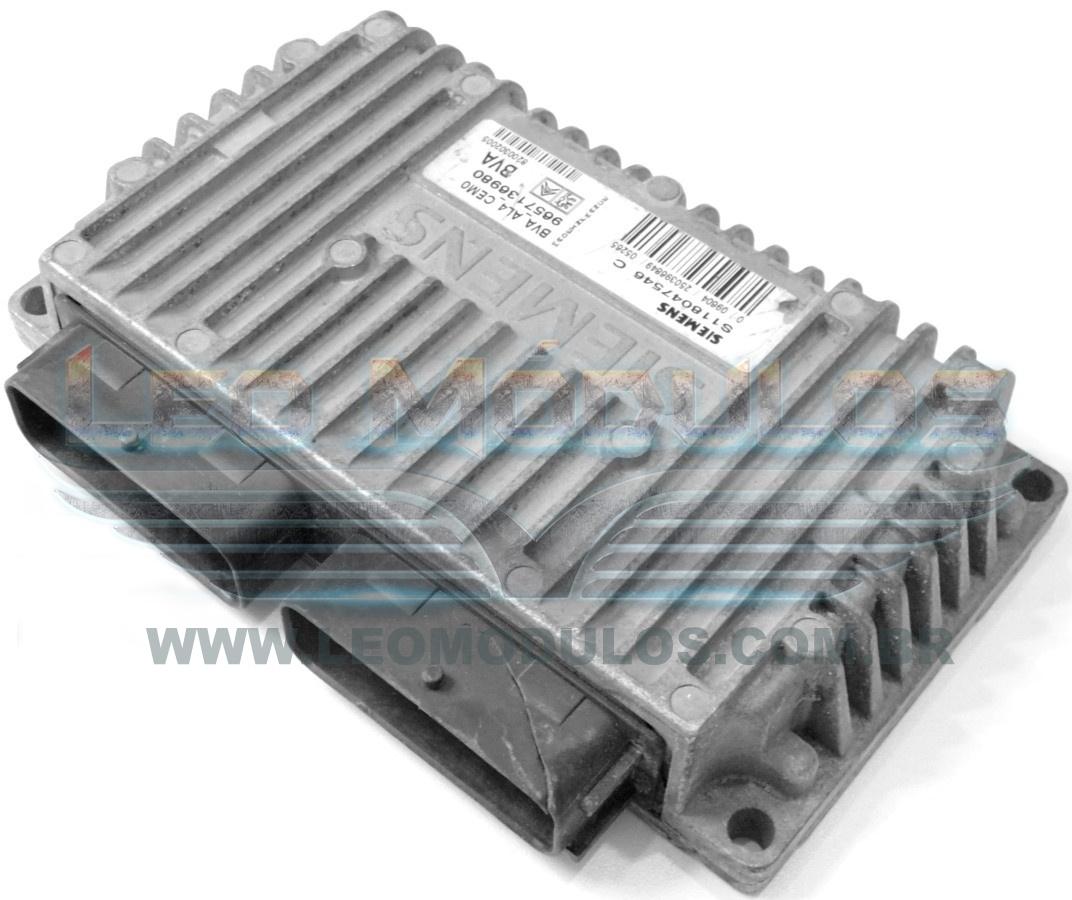 Módulo Câmbio Siemens S118047546 C 9657136980 - Peugeut 307 C4 - Leo Módulos