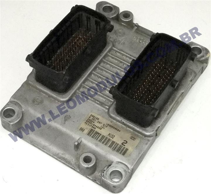 Módulo de injeção bosch M3.1 - 0261207512 - 00467826910 46782691 - Fiat Stilo 2.4 20V - 0 261 207 512 - Leo Módulos