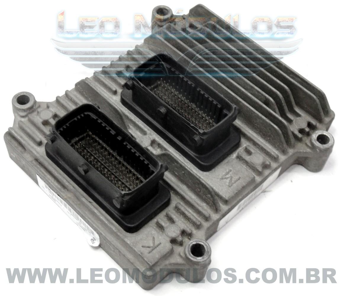 Módulo de injeção multec HSFI 2.3 - FDZN 55209723 - Fiat Doblo Palio 1.8 8V - FDZN - Leo Módulos