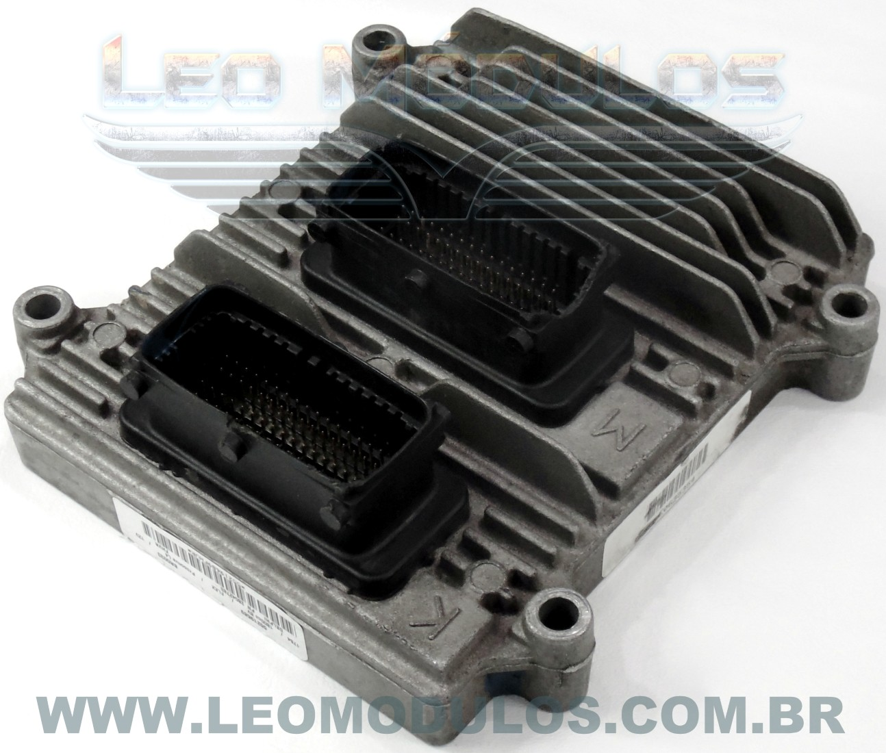 Módulo de injeção multec HSFI 2.3 - FHVR 55219689 - Fiat Palio Strada 1.8 8V - FHVR - Leo Módulos