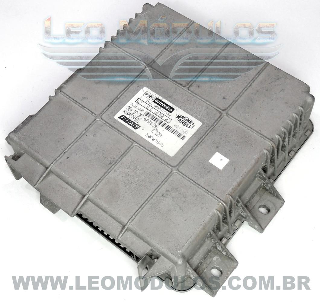 Módulo de injeção marelli - G7.11LC DE50.01 - 6160274501 - Fiat Uno 1.0 8V Gasolina - G711LC DE5001 - Leo Módulos