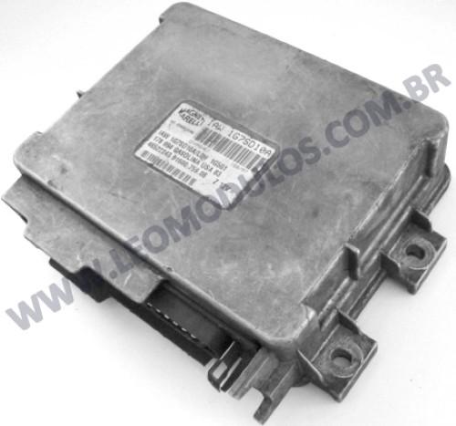 Módulo de injeção marelli - IAW 1G7SD10A - 46522243 - Fiat Palio Siena 1.0 8V - 61600.759.08 IAW 1G7SD10A - Leo Módulos