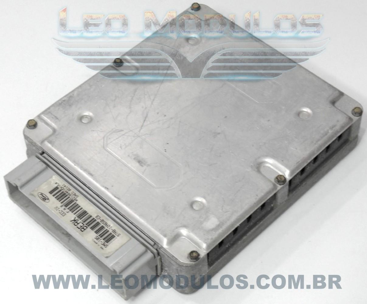 Módulo de injeção EEC-VI - BEAK - 97AB12A650EB - Ford Escort 1.8 16V - 97AB-12A650-EB - Leo Módulos
