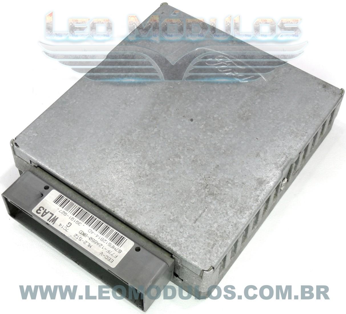 Módulo Injeção EEC-V WLA3 F77F12A650BKD Ranger 2 3 | F77F