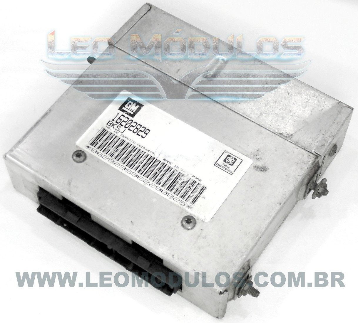 Módulo de injeção multec 700 - BKSJ 16202829 16202829 - Chevrolet Kadett Monza 2.0 8V - BKSJ - Leo Módulos