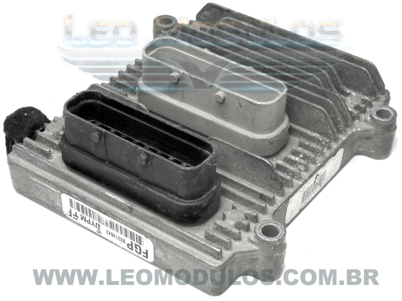 Módulo de injeção multec H - DYPM FF 93314843 - Chevrolet Corsa Classic 1.0 8V - DYPM FF - Leo Módulos