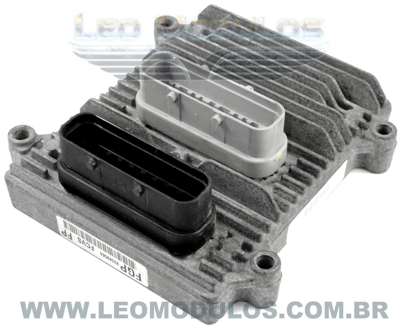 Módulo de injeção multec H - FCVS FP 93349584 - Chevrolet Corsa Classic 1.0 8V Flex - FCVS FP - Leo Módulos