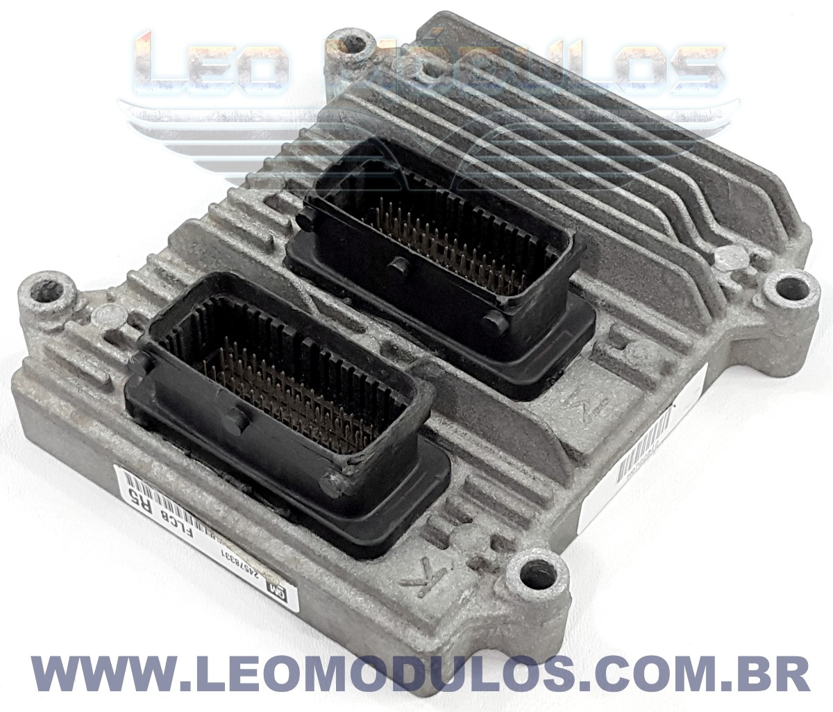 Módulo de injeção multec HSFI 2.3 - FLCB R5 24578331 - Chevrolet Celta Prisma 1.0 Flex VHCE - FLCB R5 - Leo Módulos