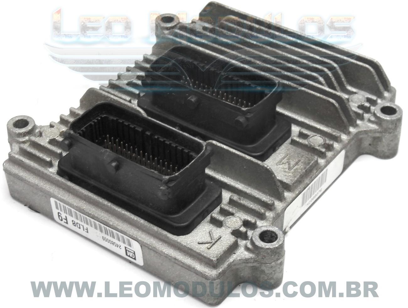 Módulo de injeção multec HSFI 2.3 - FLDB F9 24580009 - Chevrolet Corsa Classic 1.0 Flex VHCE - FLDB F9 - Leo Módulos