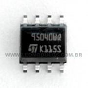 Eprom ST 95040 SOIC8 - Componente de ECU Leo Módulos