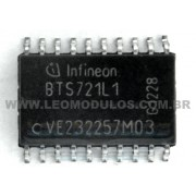 Infineon BTS721L1 BTS 721 L1 - Componente conserto de ECU Drive Leo Módulos