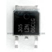 ON Motorola MLD2N06CL (L2N 06CL) - Componente conserto de ECU Drive