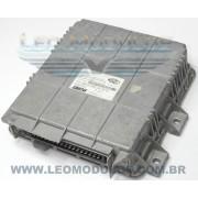 Módulo de injeção marelli - G7.1AAF/S214_P - 6160275102 - Fiat Tempra 2.0 8V - G71AAF/S214_P - Leo Módulos