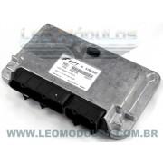 Módulo de injeção marelli - IAW 4GF.SC - 51901502 - Fiat Strada 1.4 8V Flex - BC.0103797.D IAW 4GFSC - Leo Módulos