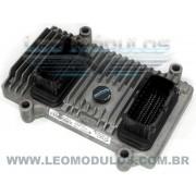 Módulo de injeção marelli - IAW 7GF.LA - 55246818 - Fiat Uno 1.0 8V Flex - BC.0107102.G IAW 7GFLA - Leo Módulos