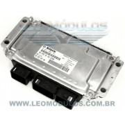 Módulo de injeção bosch ME7.4.9 - 0261S04741 9665596780 - Peugeot 207 1.6 16V - 0 261 S04 741 - Leo Módulos