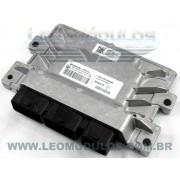 Módulo de injeção siemens EMS3120 - S180177123 A 237104495R - Renault Clio 1.6 16V Flex EMS3120 - Leo Módulos