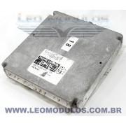 Módulo de injeção denso - 89666-02180 - MB175200-8972 1ZZ-FE - Toyota Corolla 1.8 16V - 89666-02180 - Leo Módulos