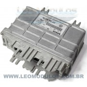 Módulo de injeção bosch MP9 - 0261206118 377906021FH - Gol 1.0 8V - 0 261 206 118 - Leo Módulos