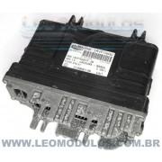 Módulo de injeção marelli - IAW 1AVP76AD 377906021.HB - Gol Saveiro 1.6 8V - IAW 1AVP76AD - Leo Módulos