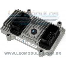Módulo de injeção marelli - IAW 7GF.6C - 55247539 - Fiat Palio Siena 1.4 8V Flex - BC.0109217.E IAW 7GF6C - Leo Módulos