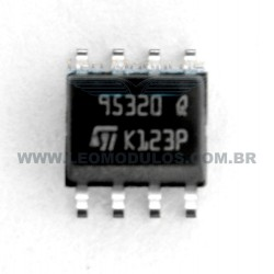 ST - 95320 - SOIC 8 - Flash EPROM