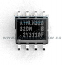 ST Atmel Fairchild - 24C32 - SOIC 8 - Flash EPROM