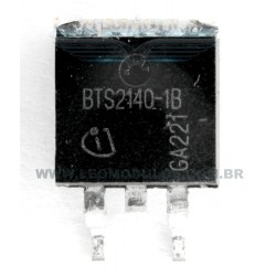 Infineon BTS2140-1B | Fairchild 14CL40