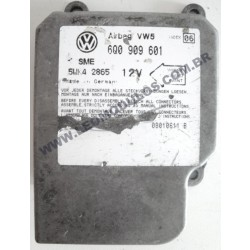 Módulo Air-Bag - 5WK42865 - 6Q0909601 - VW Polo
