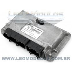 Módulo de Injeção - IAW 4GF.CV - 51898734 - Palio Siena 1.4 8V Flex