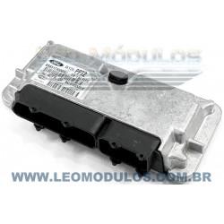 Módulo de Injeção - IAW 4CFR.QR - PPT2 BS6512A650AC - Fiesta 1.6 Flex