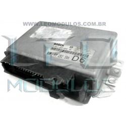 Módulo de Injeção - 0261204668 D6 - 93252386 - 0 261 204 668 - Vectra 2.0 16V