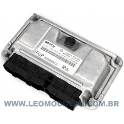Módulo de Injeção - 0261208089 R6 - 93399912 - 0 261 208 089 - Astra Zafira 2.0 8V Flex